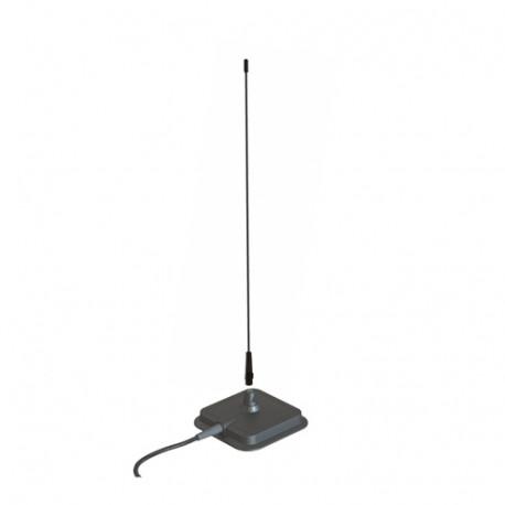 Antennpaket med magnetfot till Zodiac 80 MHz